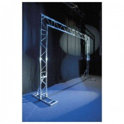 Portique Dj Showtec Mobile Dj truss Stand