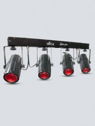Pack flower Chauvet 4 PLAY