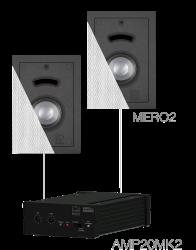 Pack installation Audac Senso 2.2