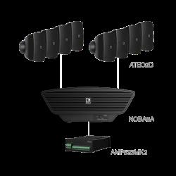 Pack installation Audac SONA 2.9+