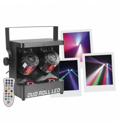Double Roll Boomtone Dj DUO ROLL LED