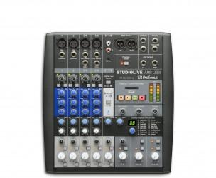 Table de mixage Presonus StudioLive AR8