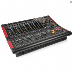 table de mixage amplifiée Power Dynamics S1604A