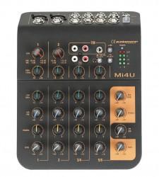 Console de mixage Audiophony MI4U