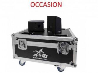 Pack 8 projecteurs sur batterie Sagitter OCCASION