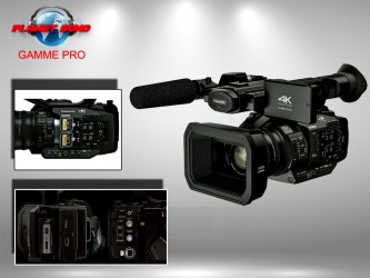 Location Caméscope Panasonic AG-UX180 4K 60p/50p