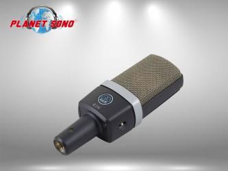 Location Micro instrument a condensateur Akg c214