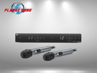 Location Micro double sans fil main Sennheiser xsw dual