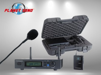 Location Micro sans fil cravatte UHF410L