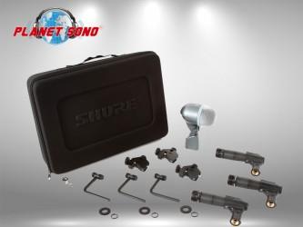 Location Kit micros batterie Shure DM57
