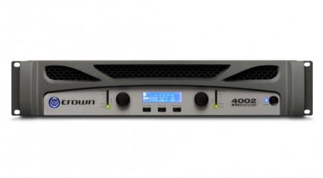 Amplificateur de puissance Pro Crown XTI 4002