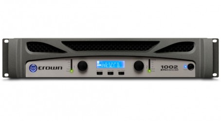 Amplificateur Professionnel Crown XTI 1002