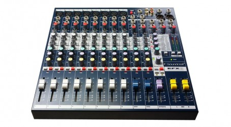 Console de mixage Soundcraft EFX8