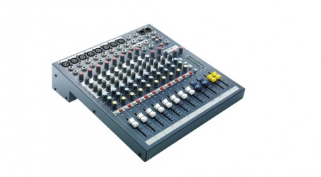 Table de Mixage orchestre Soundcraft EPM8