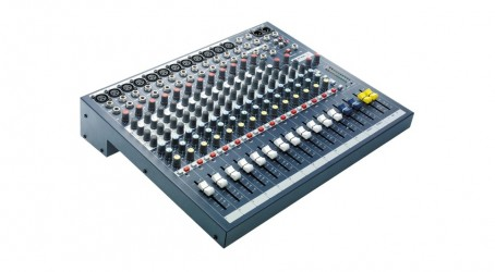 Table de Mixage orchestre Soundcraft EPM12