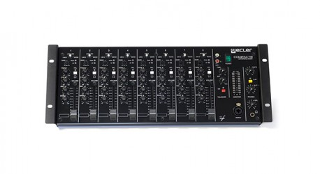 Table de mixage Ecler eCOMPACT4BT