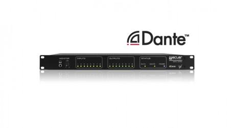 Matrice numérique Dante MIMO4040DN