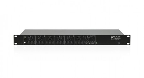 Mélangeur audio Ecler SAM612T