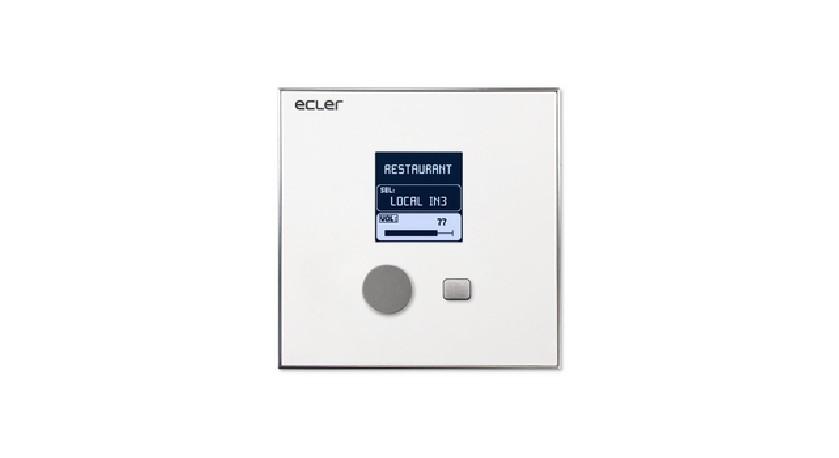 Télécommande numérique Ecler WPTOUCH
