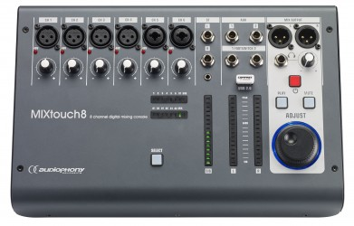 Interface digitale Audiophony MIXTOUCH8
