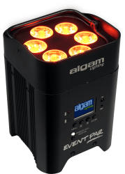 Projecteur sur batterie Algam Lighting EVENTPAR
