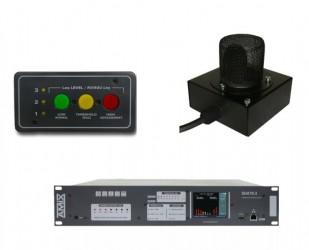 Limiteur à bande d'octave AMIX SNA70-3R PACK01