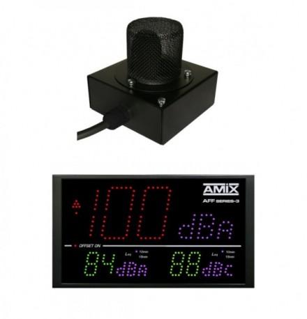 Afficheur enregistreur + Serveur Amix AFF32-3 Pack02
