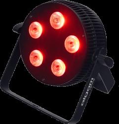 Projecteur à LED Algam Lighting SLIMPAR510 QUAD