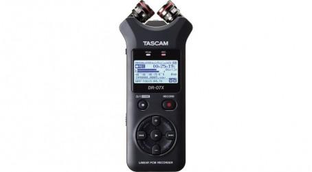 Enregistreur portable Tascam DR05X