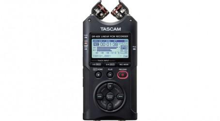 Enregistreur portable Tascam DR40X