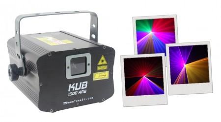 Laser BoomTone DJ KUB 1500 RGB
