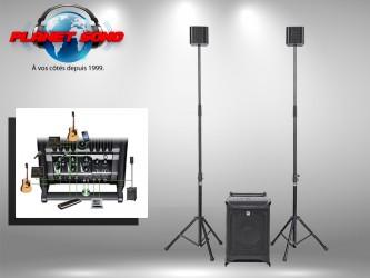 Location Système son avec mixage intégré HK Audio NANO600