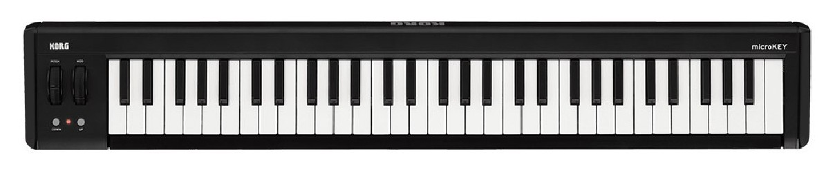 Clavier Maître Korg  MICROKEY2 61