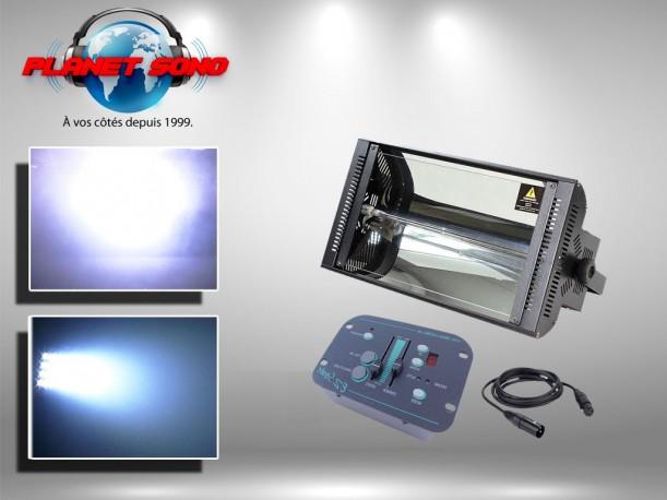 Location Stroboscope 1500W + télécommande