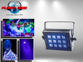 Location Projecteur à led lumière noire UV 12 watts