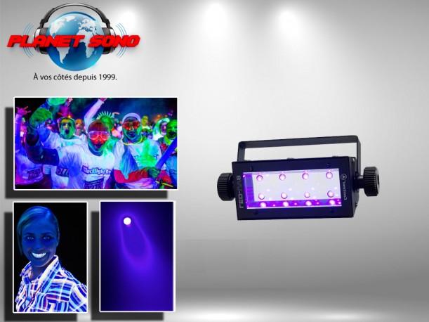Location Projecteur à led lumière noire UV