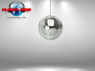 Location Boule à facette 30cm