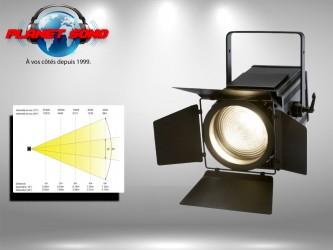 Location Projecteur théâtre Fresnel à LED COB 150W