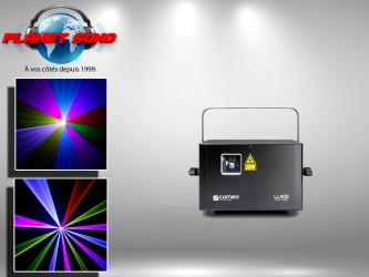Location Laser multicolor 500 mw