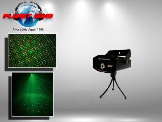 Location Laser multipoint vert et rouge