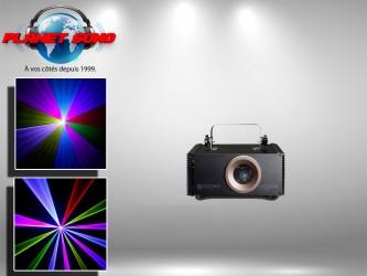 Location Laser multicolor 1000 mW