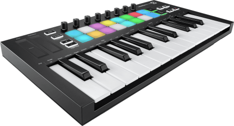 Claviers Maitre Novation LaunchKey Mini mk2