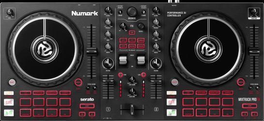 Contrôleur DJ USB Numark MixtrackPRO FX