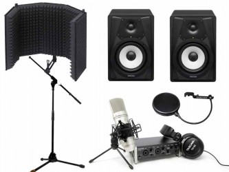 Pack Home Studio complet STUDIO 3 2ème génération