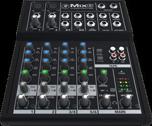 Console de mixage Mackie MIX8