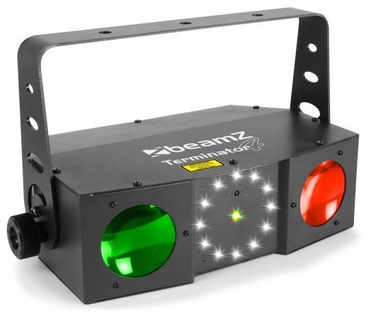 Effet à LED Beamz TERMINATOR 4