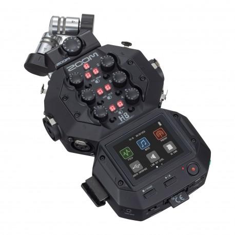 Enregistreur portable ZOOM H8