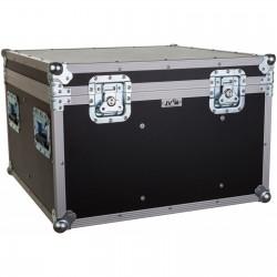 Flightcase pour 4x STRIKER, CLUBSPOT ou CLUBWASH