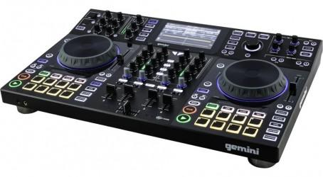 Contrôleur DJ USB Gemini SDJ4000