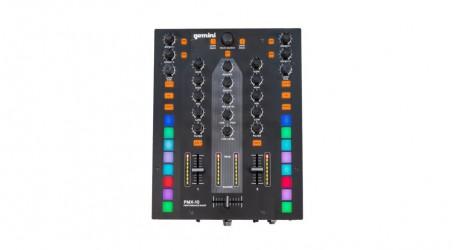 Table de mixage Gemini PMX10